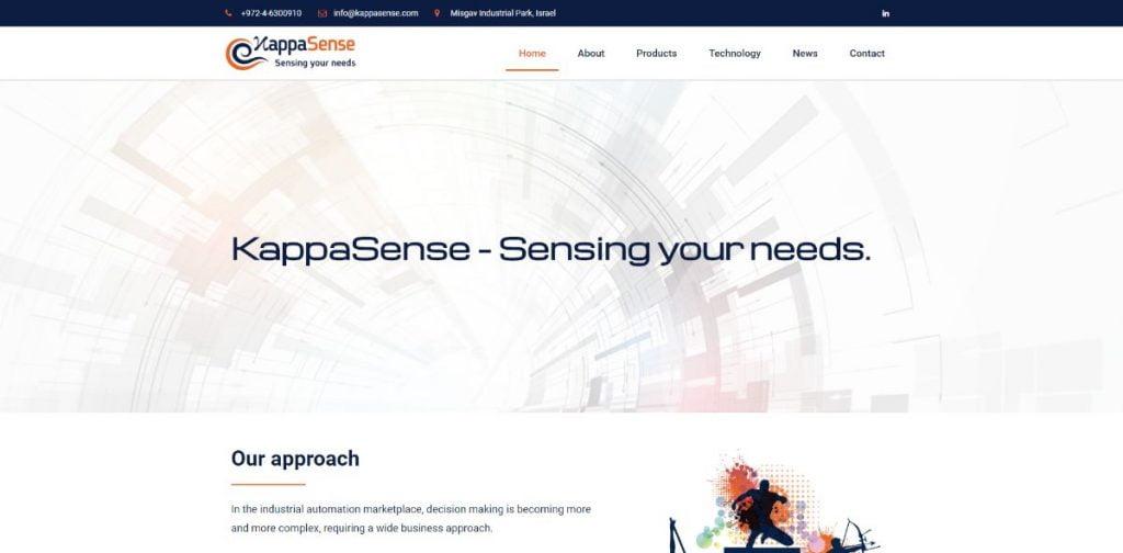 אתר - KappaSense