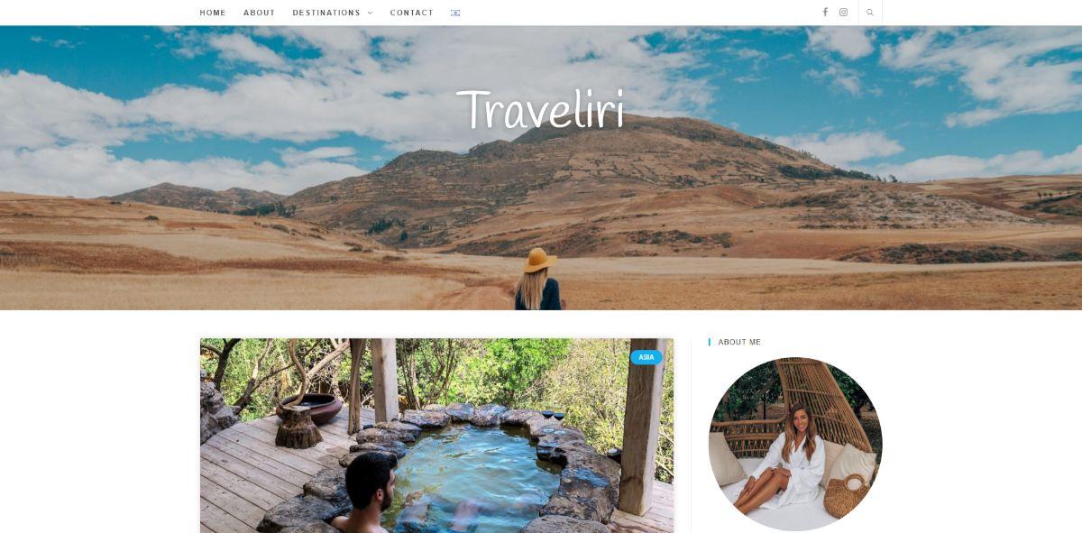 בלוג טיולים - Traveliri