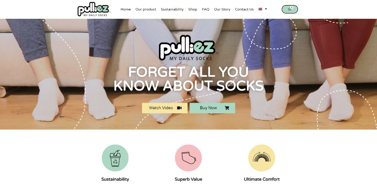 Pulliez Website