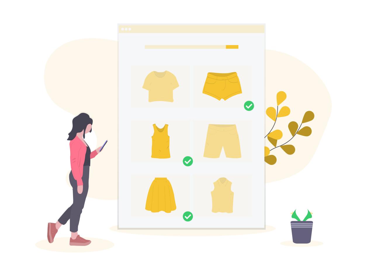 ניהול קטלוג - ניהול קטלוג מוצרים תוך שליטה מלאה ויכולת שיוך לקטגוריות.